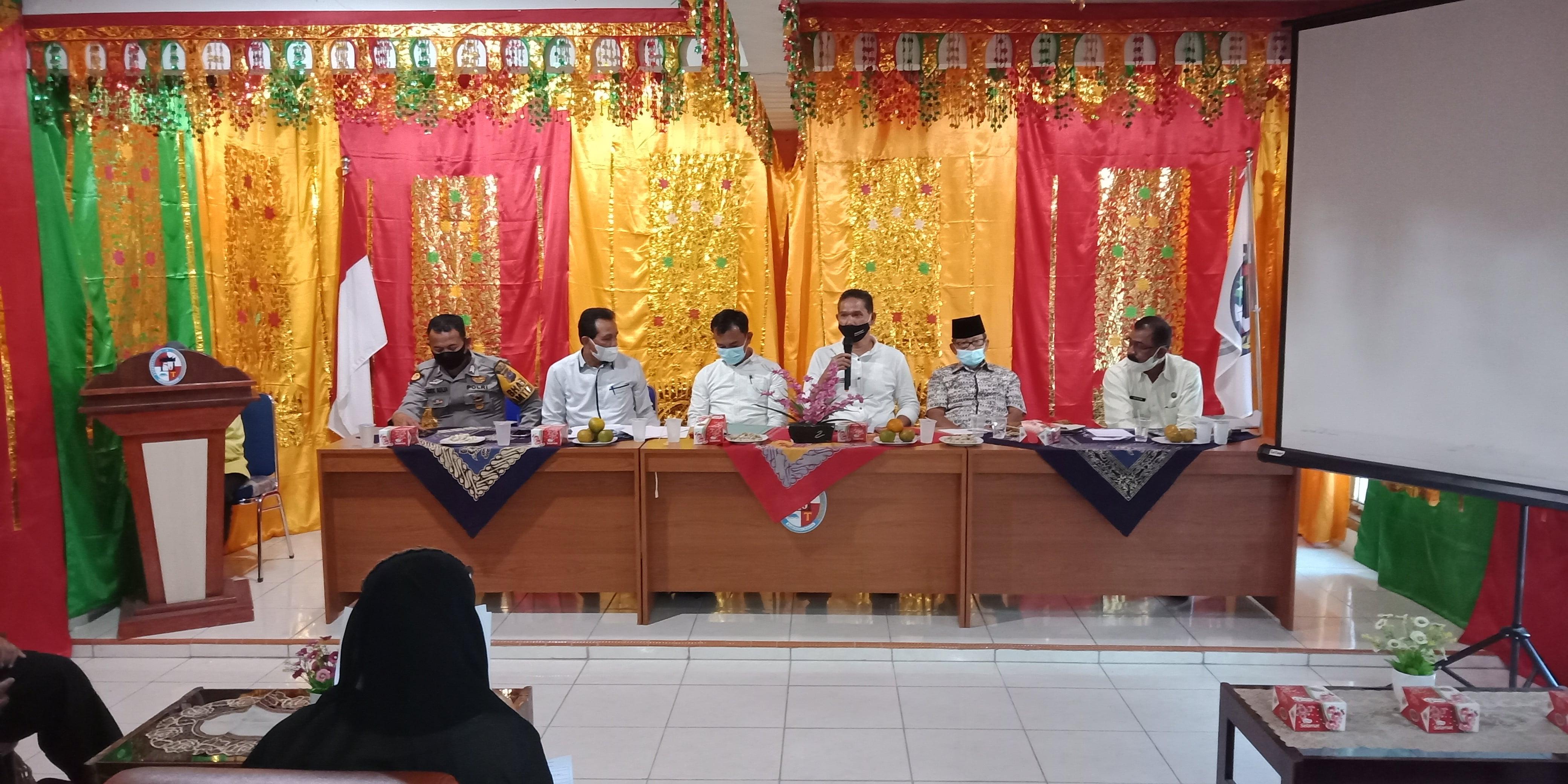 Sosialisasi PPKM Mikro di Nagari VII Koto Talago Kecamatan Guguak